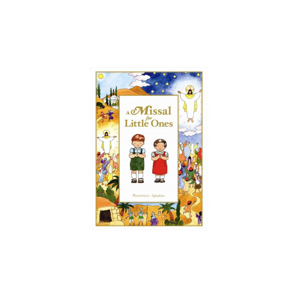 A Missal for Little Ones (Hardcover)