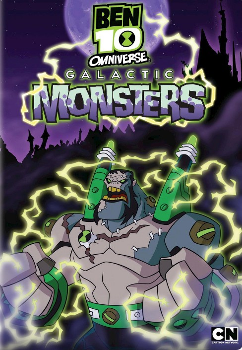 Ben 10: Omniverse - Galactic Monsters (2 Discs) (dvd_video) - image 1 of 1