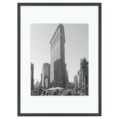 11  x 15  Float Thin Gallery Frame Black - Project 62™
