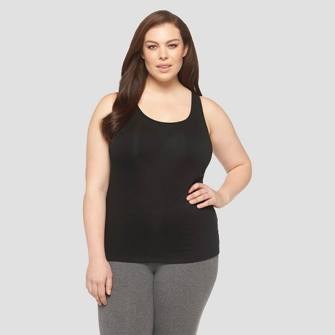Women's Plus Size Perfect Tank - Ava & Viv™ - image 1 of 2