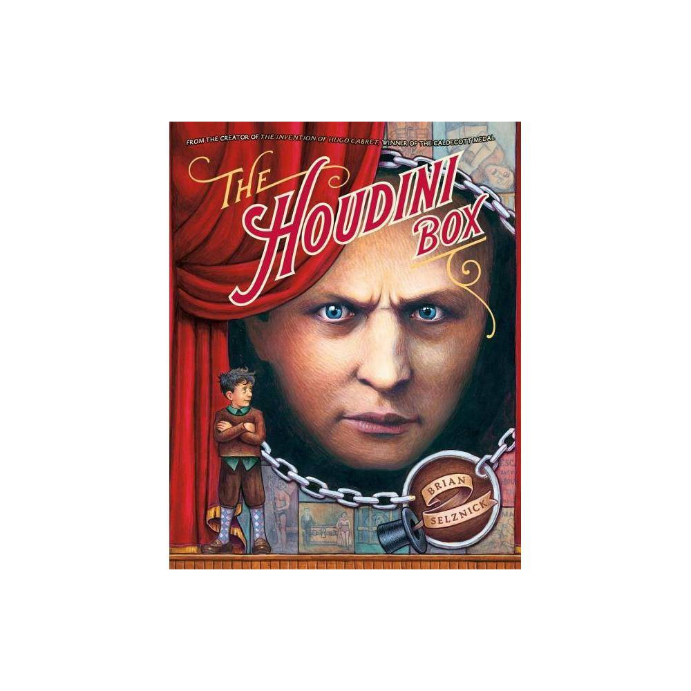 The Houdini Box By Brian Selznick Hardcover