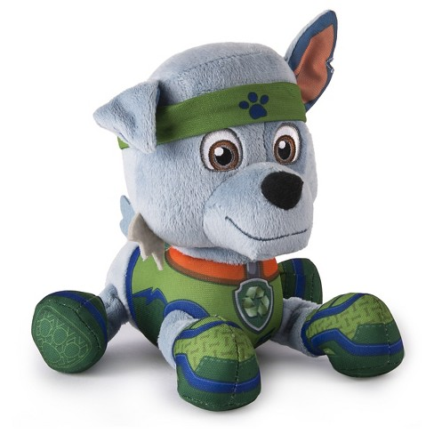 "Paw Patrol - 8"" All Stars Plush - Rocky - image 1 of 3"