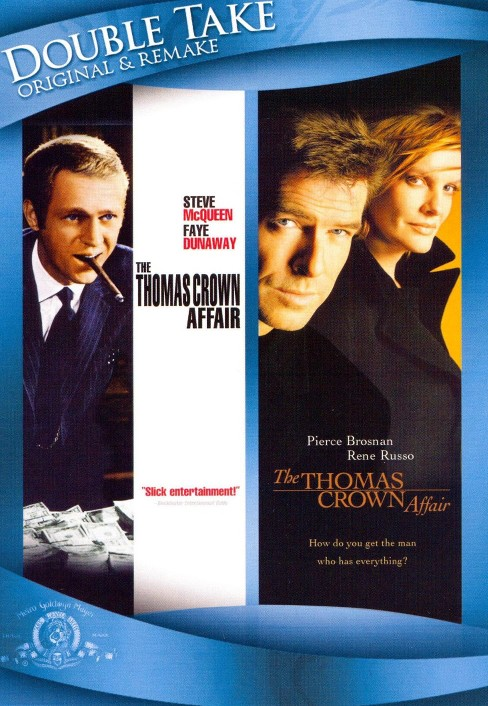 Thomas crown affair 68/Thomas crown a (DVD) - image 1 of 1
