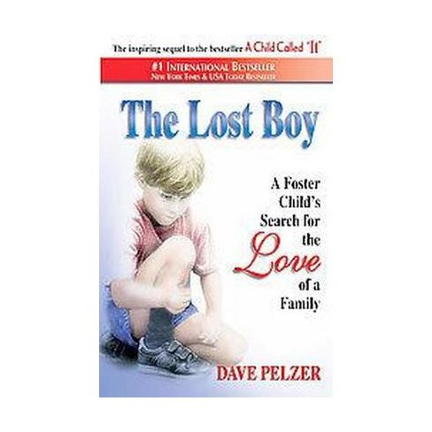 The Lost Boy (Revised) (Paperback) by David J. Pelzer - image 1 of 1