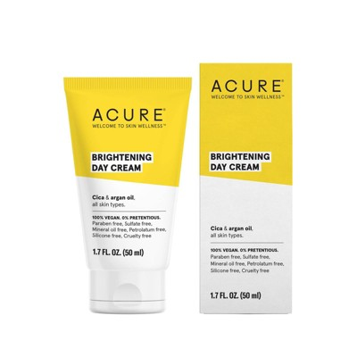 Facial Moisturizer: Acure Brightening Day Cream