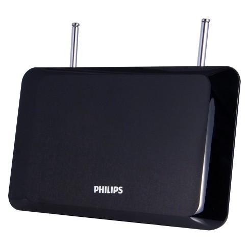 Philips Flat Panel HD Passive Antenna - Black - image 1 of 4
