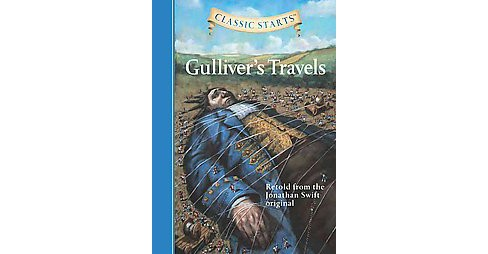 Gulliver's Travels (Hardcover) (Martin Woodside) - image 1 of 1