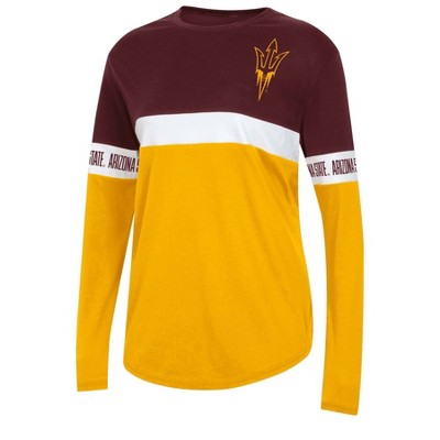 NCAA Arizona State Sun Devils Women's Long Sleeve T-Shirt