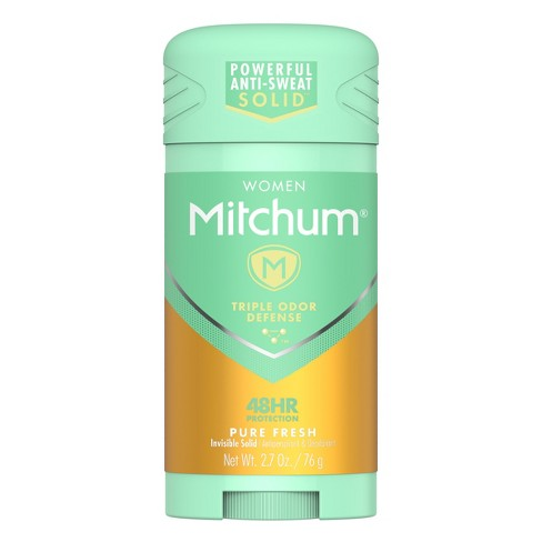 Mitchum Women's Advanced Control Antiperspirant & Deodorant Stick - Pure Fresh - 2.7oz - image 1 of 4