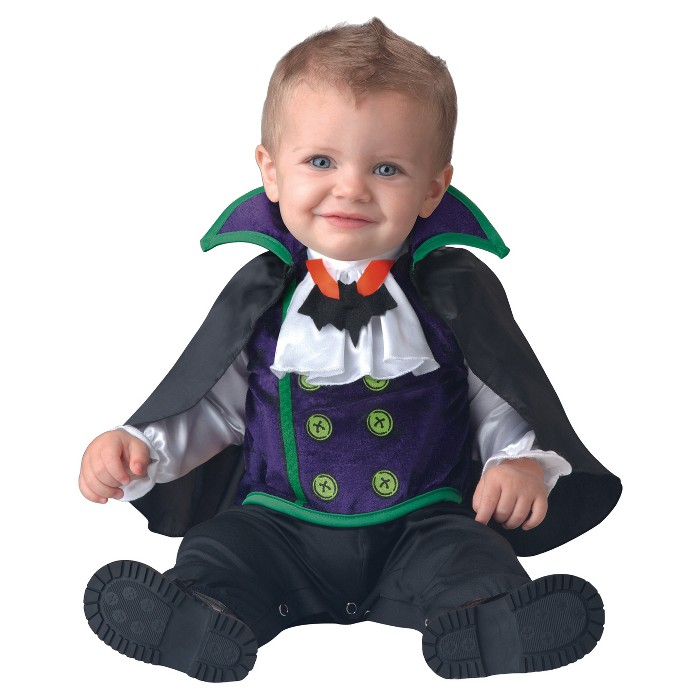Count Cutie Baby Costume - image 1 of 1
