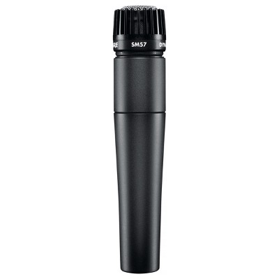 Shure SM57-LC Cardioid Instrument Microphone