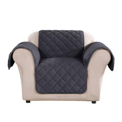 Microfleece Chair Furniture Protector - Sure Fit
