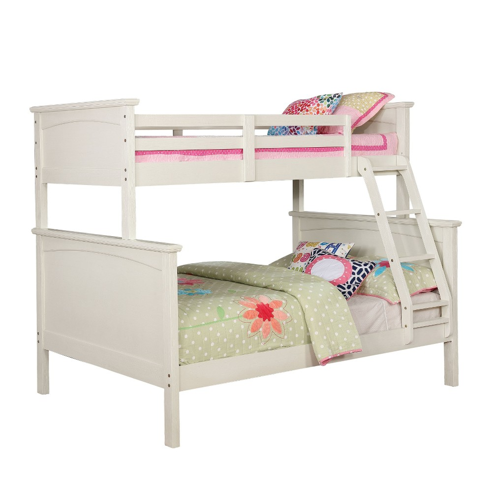 Kids Bed Winter White - Homes: Inside + Out