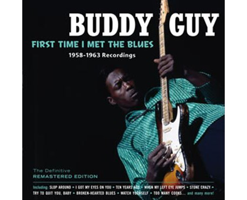 First Time I Met The Blues: 1958-1963 Recordings - image 1 of 1