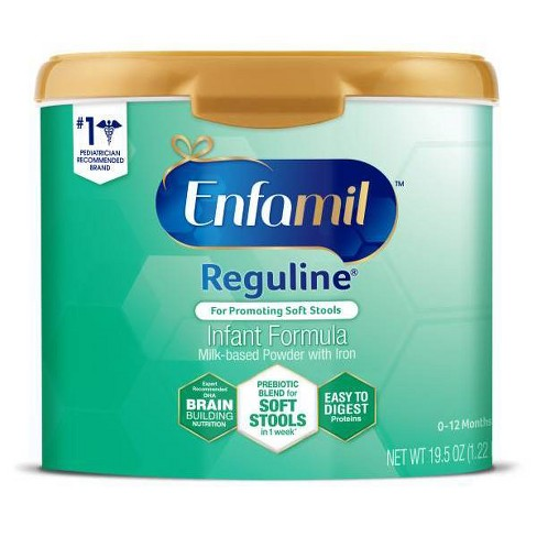 Enfamil Reguline Powder Formula - 19.5oz - image 1 of 4