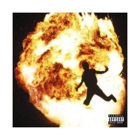 Metro Boomin' - Not All Heroes Wear Capes (EXPLICIT LYRICS) (CD) - image 1 of 1