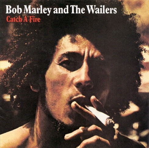 Bob & the wa marley - Catch a fire (CD) - image 1 of 2