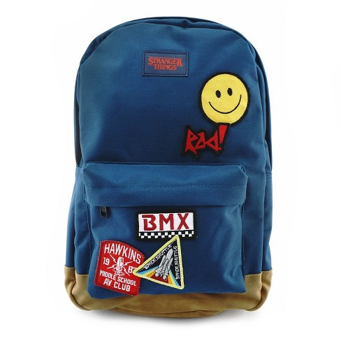 Loungefly Stranger Things Patches Backpack - image 1 of 3