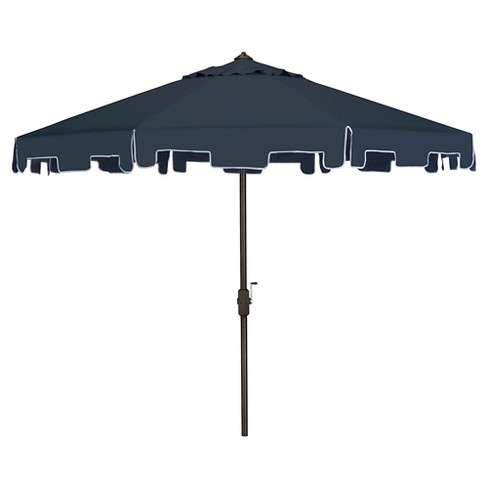 Zimmerman 9' Market Umbrella - Safavieh® - image 1 of 3