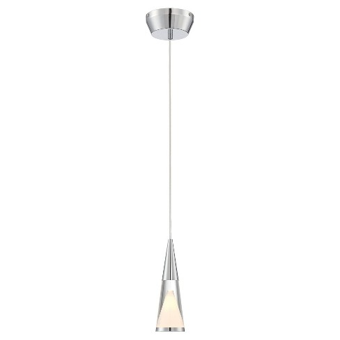 Ceiling Lights LED Shiela Pendant - Chrome - Lite Source - image 1 of 2