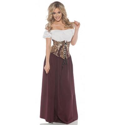 Underwraps Costumes Renaissance Bar Maid Adult Costume