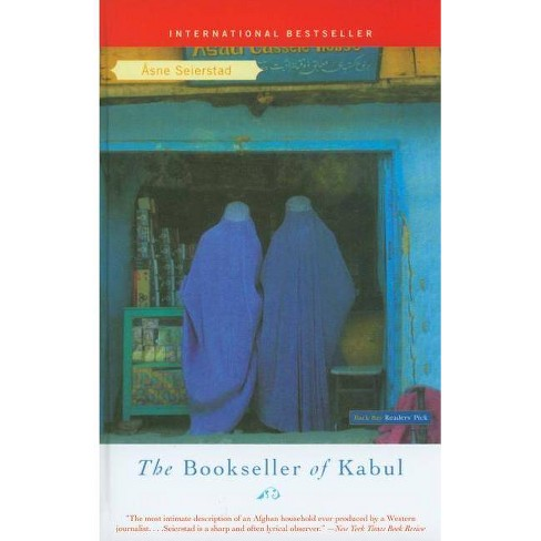 The Bookseller of Kabul - by  Asne Seierstad (Hardcover) - image 1 of 1