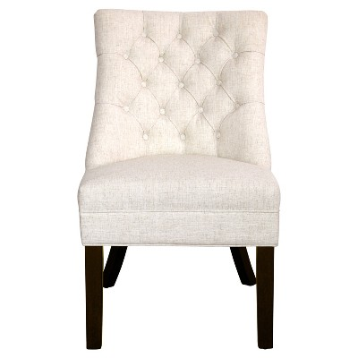 Winslow Tufted back Chair - Cream - Threshold™