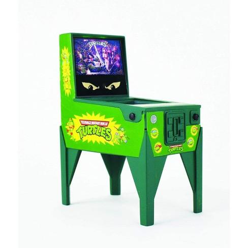 Super Impulse Boardwalk Arcade Miniature Electronic Game | TMNT Pinball - image 1 of 4