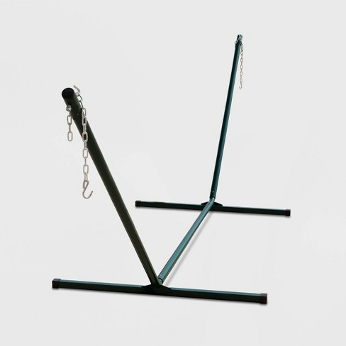 Two-Point Patio Hammock Stand - Green - Algoma - image 1 of 4