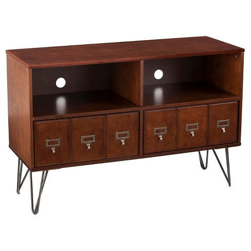 "Brajie Media Console - 40""- Maple - Aiden Lane - image 1 of 3"