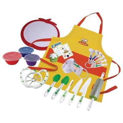 Curious Chef 25pc Kitchen Basics Kit