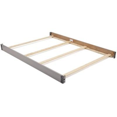 Simmons Kids' SlumberTime Full Size Crib Conversion Rails - Rowen - Gray