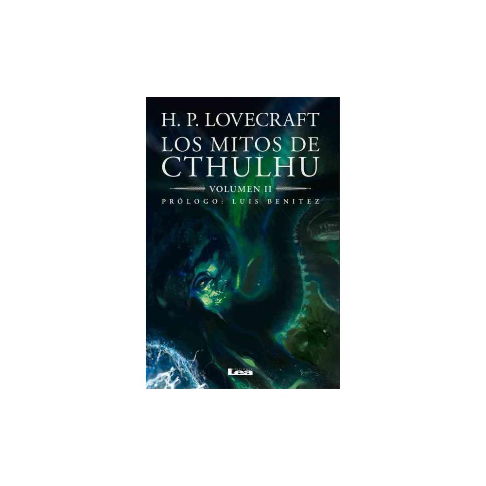 Los mitos de Cthulhu (Vol 2) (Paperback) (H. P. Lovecraft)