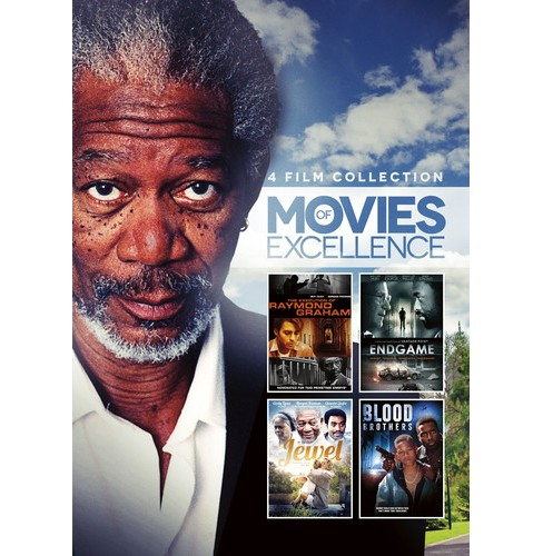 4 film collection:Movies of excellenc (DVD) - image 1 of 1