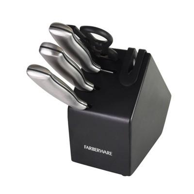 Farberware 5pc Stainless Steel Edgekeeper Cutlery Set
