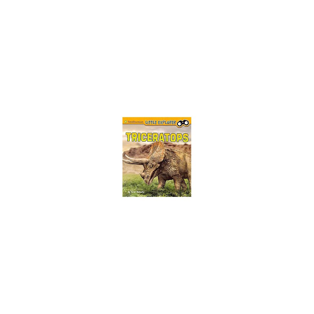 Triceratops (Paperback) (Janet Riehecky)