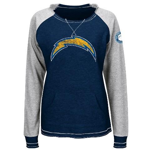 Los Angeles Chargers Women's Activewear Sweatshirt L - image 1 of 1
