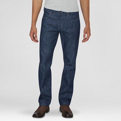 Dickies Men's X-Series Button Fly Regular Fit Straight Leg 5-Pocket Jeans