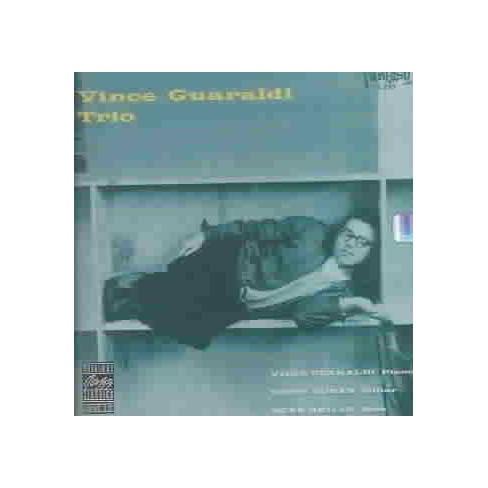 Vince Guaraldi - Vince Guaraldi Trio (CD) - image 1 of 1