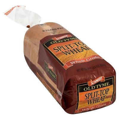 Old Tyme Split Top Wheat Bread - 22oz