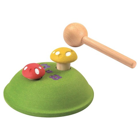 PlanToys® Pounding Mushrooms - image 1 of 1