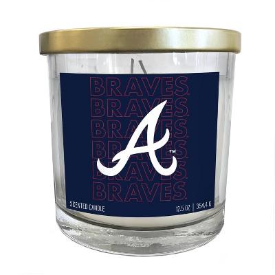 MLB Atlanta Braves Echo Team Candle