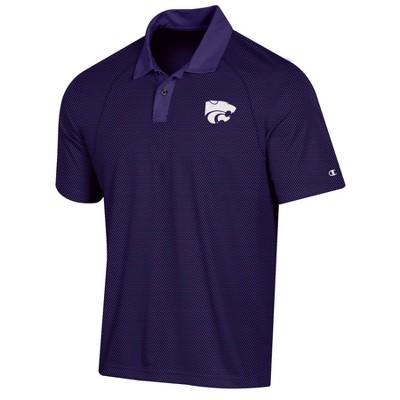 NCAA Kansas State Wildcats Men's Polo Shirt
