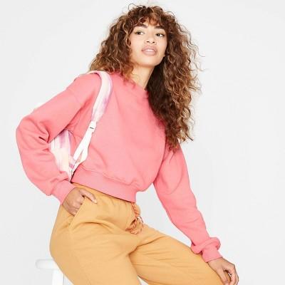 Women's Cropped Sweatshirt - Wild Fable™