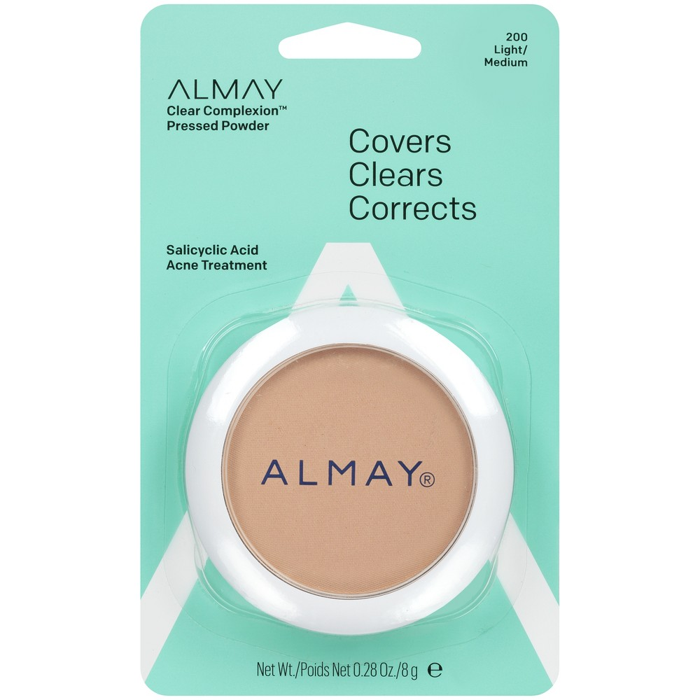 Image of Almay Clear Complexion Powder - Light/Medium