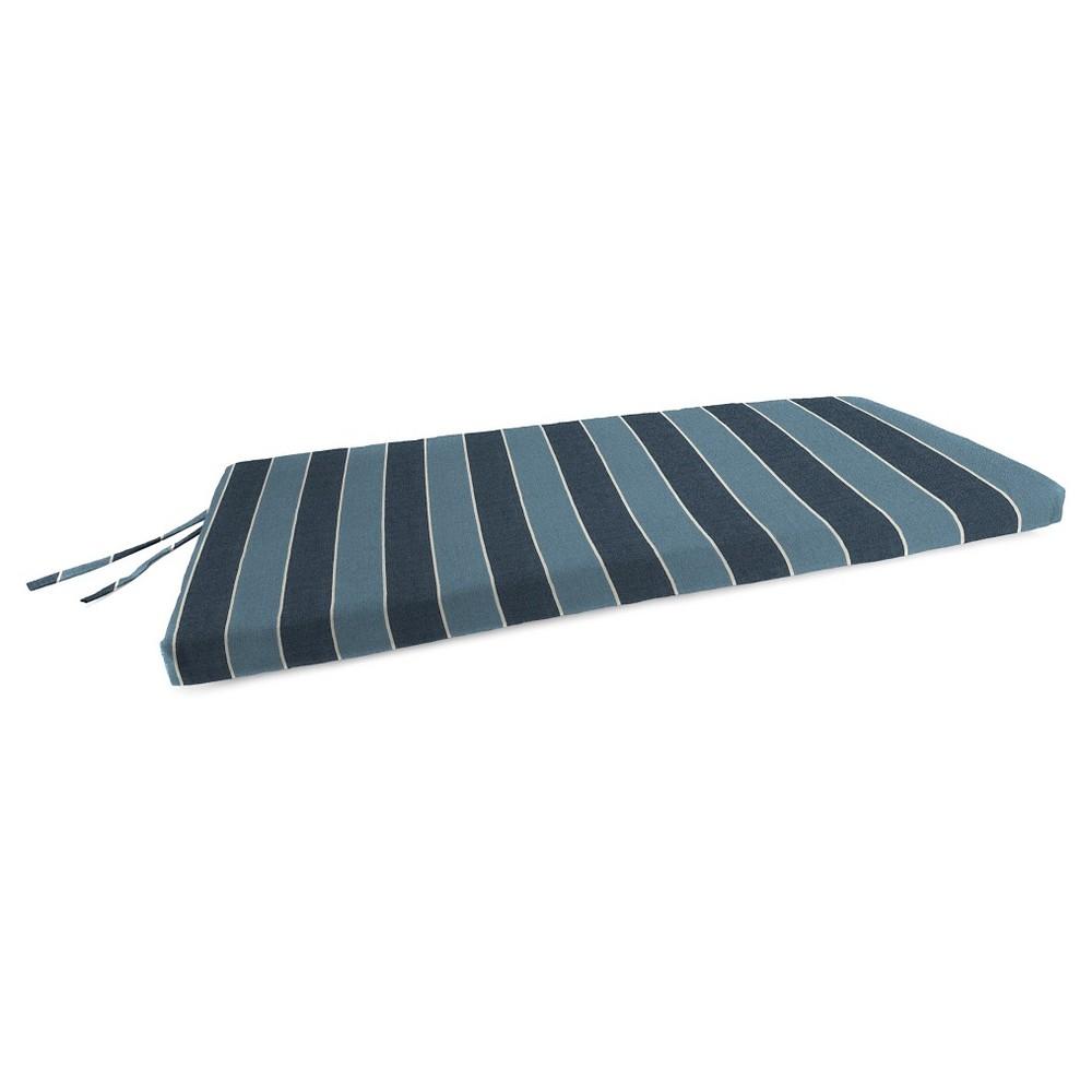 Jordan 2 Person Bench/Glider Cushion - Wickenburg Indigo