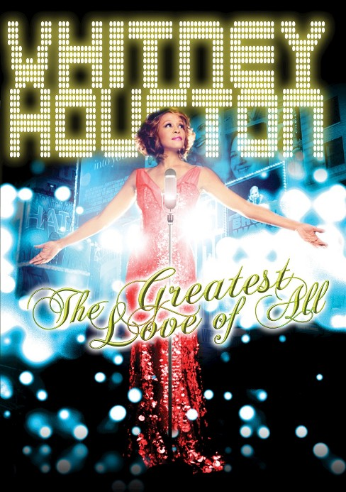 Whitney houston:Greatest love of all (DVD) - image 1 of 1