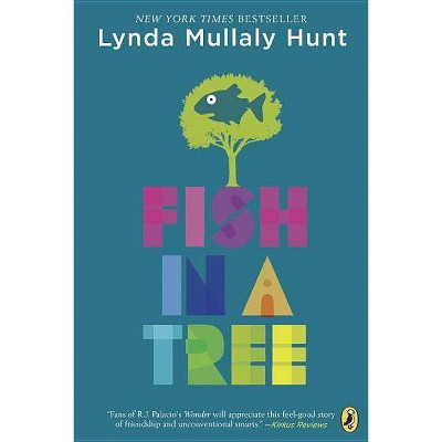 Fish in a Tree - by Lynda Mullaly Hunt (Paperback)