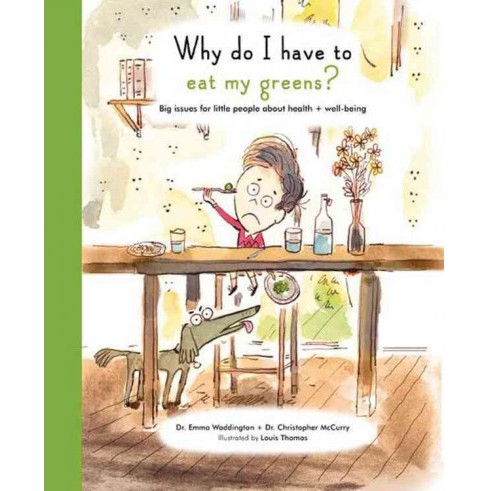 Why Do I Have to Eat My Greens? : Big Issues for Little People About Health and Well-being (School And - image 1 of 1