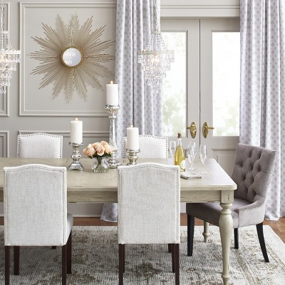 Neutral Tone Luxury & Glam Dining Room Collection - Safavieh